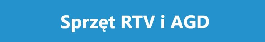 Odpady niebezpieczne - sprzęt RTV i AGD
